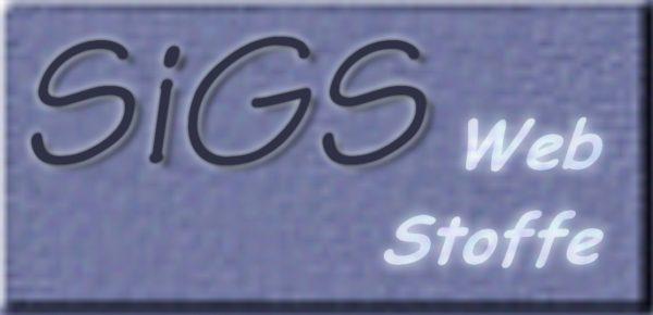 SiGS-Web-Stoffe
